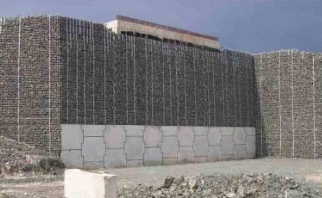 Kỹ thuật đất để giữ lại cấu trúc
