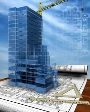 Services in Design and Construction by Engineering Consultants