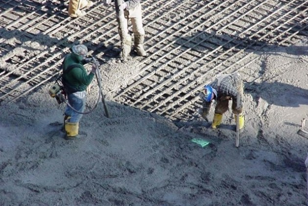 Methods of Concreting of Columns, Pedestals and Footings