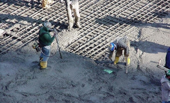 Construction Materials Concrete : Different grades of concrete their strength and selection