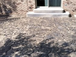 What is Stamped Concrete? Features, Methods and Procedures of Stamping Concrete