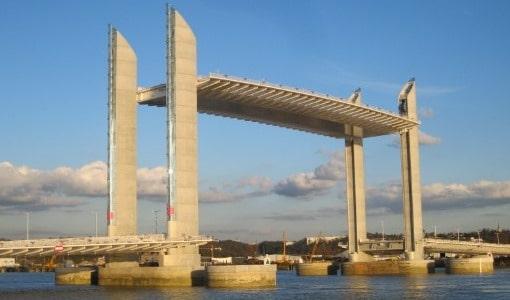 Vertical Lifting Bridge