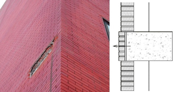Causes of Brick Facade Deterioration in Buildings