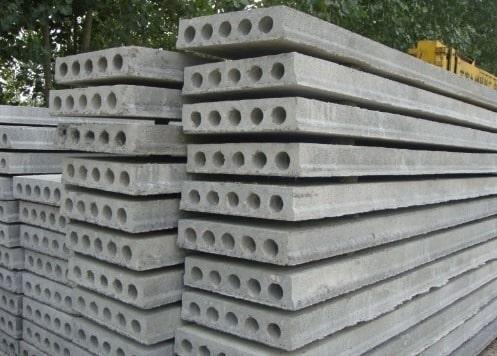 Hollow Precast Concrete Slab