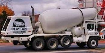 Mobile Concrete Mixer