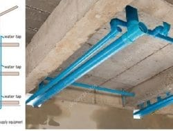 How to Determine Suitable Pipe Sizes for Water Distribution in Buildings?