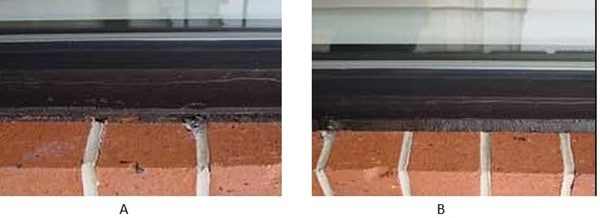 Replacement of Sealant of Joints in Masonry Wall