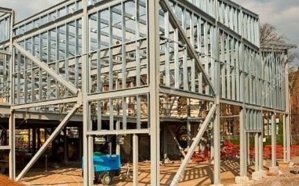 What Are The Types Of Structural Steel Framing Systems