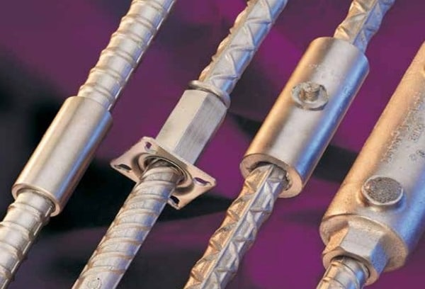 Mechanical Splices for Rebars
