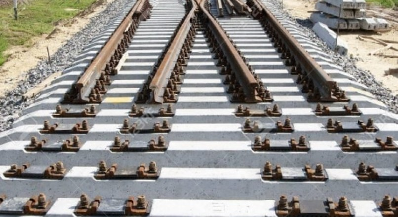 Surveying for New Railway Line Construction