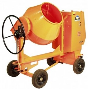 Tilting Drum Mixers