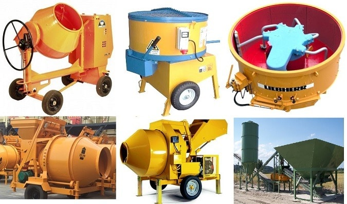 Image result for concrete machines