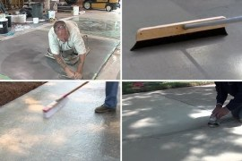 Concrete Resurfacing – Repair of Concrete Floor or Pavement Surfaces