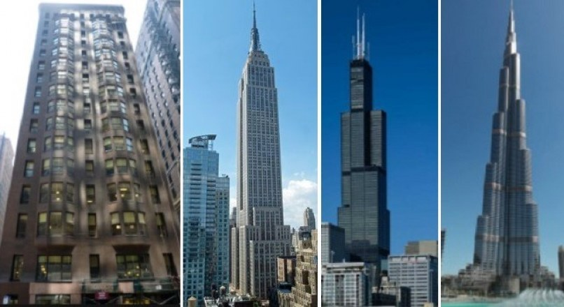 The Four Generations of High Rise Building Construction