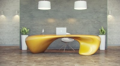 non objective shapes - Shape In Interior Design