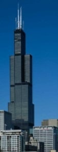 Seas Tower in Chicago