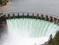 Types of Arch Dam Construction