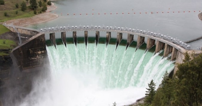 major dams in the world and its roles
