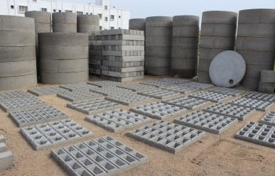 Uses of Cement in Precast Construction