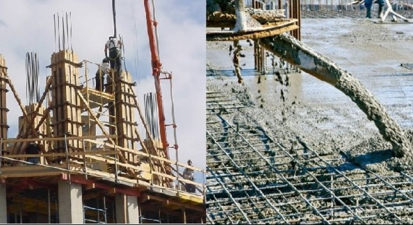 Methods of Pouring Concrete as per Recommendations of ACI 304R-00