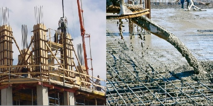 Methods of Pouring Concrete