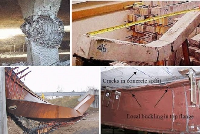 Different Types Of Building Materials : Types of failures experienced by different construction