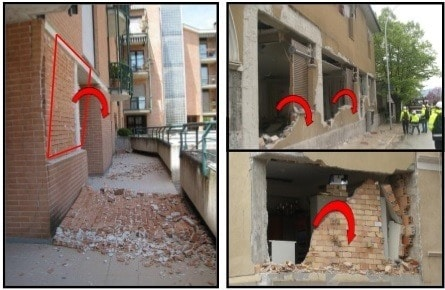 Failures Caused by Masonry as a Construction Material