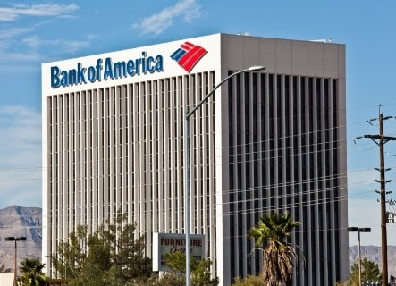 Building of Bank of America