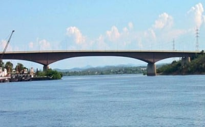 Caroni River Bridge