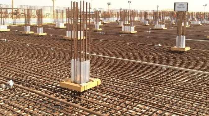 Column Kicker Formwork