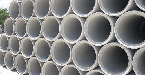 Concrete Drain Pipe : Types of underground drainage pipes