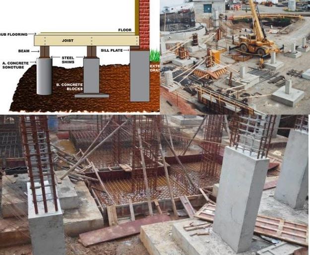 Concrete Foundation Construction