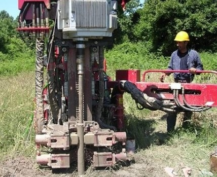 Drilling Borehole