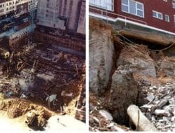 What are the Causes of Failure in Deep Excavations?