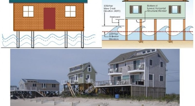 Design and Construction Requirements for Flood Prone Building Structures