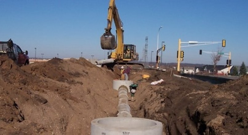 Components of Sewer Sanitary Project Cost
