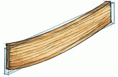 Timber Warp