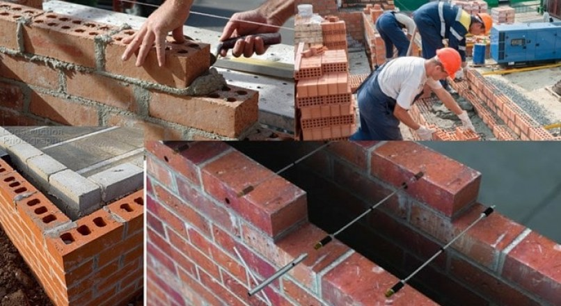 Recommendations for Good Brick Masonry Construction Practices