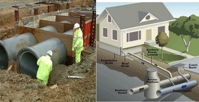 urban-stormwater-system-construction