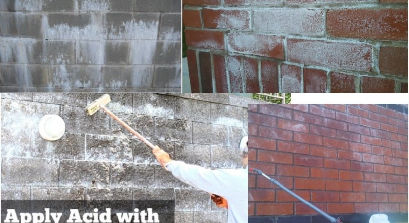 Efflorescence and its Treatment in Concrete and Brick Masonry