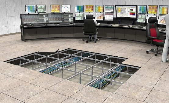 What Is Raised Floor System Its Advantages And Applications