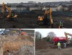 Techniques to Treat Contamination of Brownfield Land for Construction