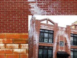 How to Prevent and Control Efflorescence Formation on Masonry Structures?
