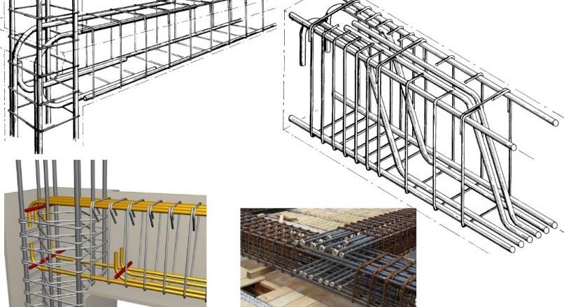 Reinforced Concrete Beam Detailing According to ACI Code