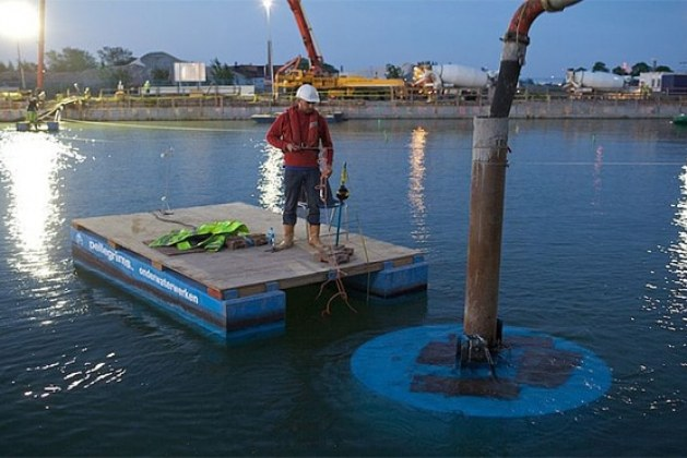 Properties of Materials for Underwater Concreting