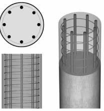 Спиральная колонна