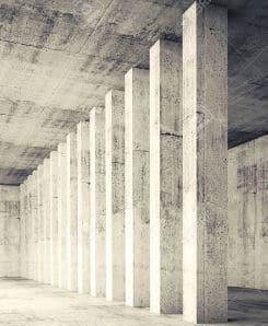 Квадратная колонна