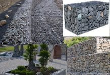 what is gabion