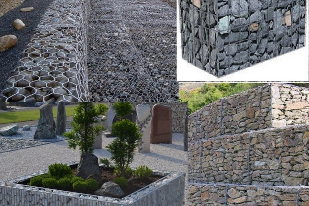 What is Gabion? Its Types, Applications, and Advantages