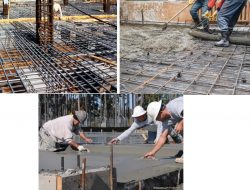 Concrete Floor Slab Construction Process